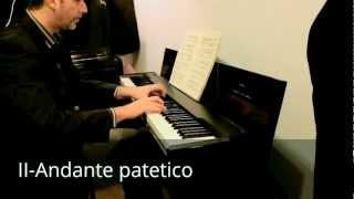Carl Philipp Emanuel Bach: Sonata for piano Wq 65/31 C minor
