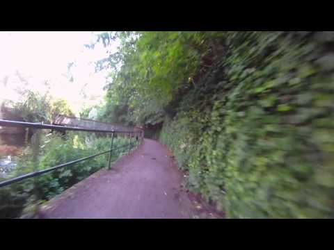 Edinburgh Water of Leith Walkway: Fast Forward