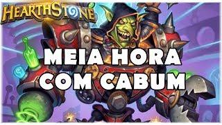 HEARTHSTONE - MEIA HORA COM CABUM! (STANDARD ODD CONTROL WARRIOR)