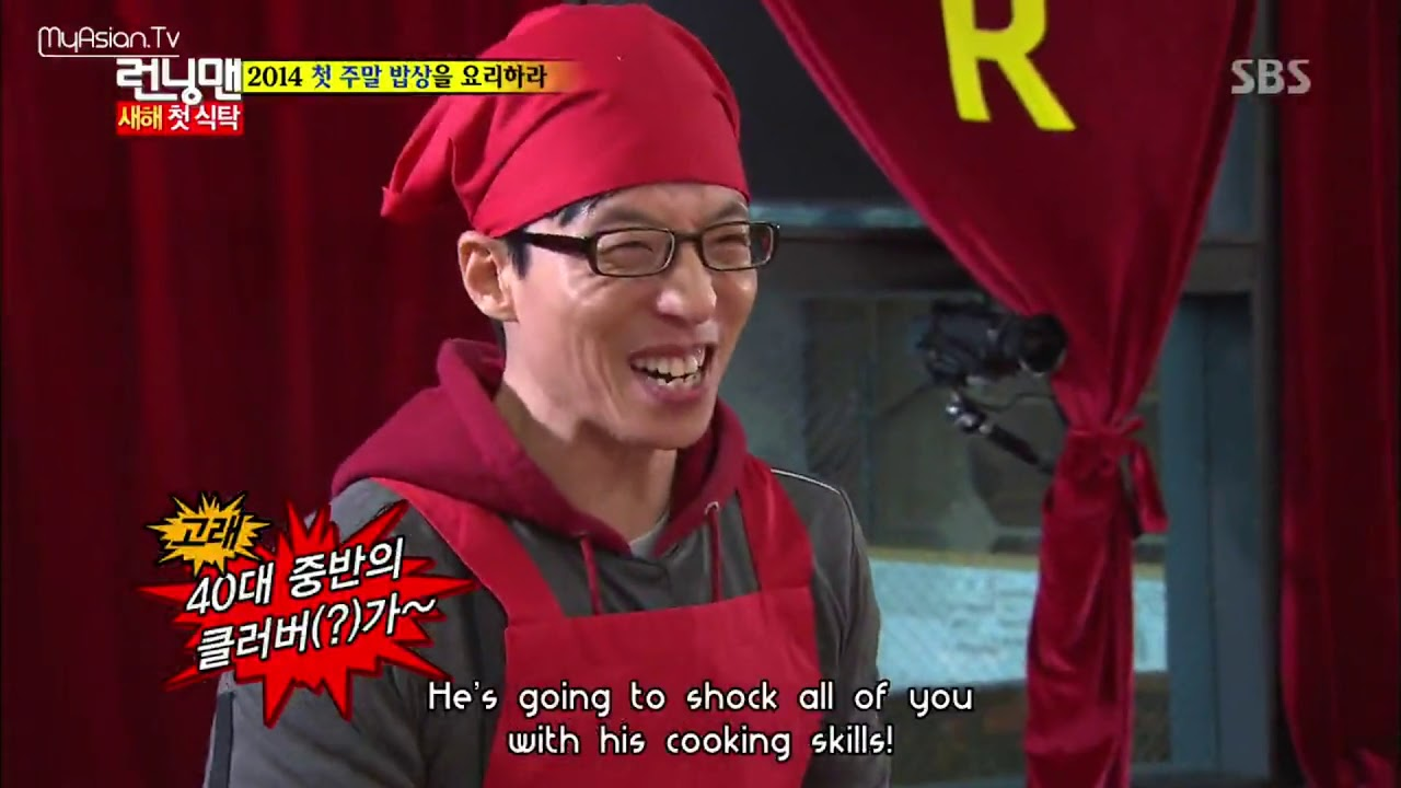 Cooking Competition Begin _ Running Man Episode 180 _ English Subtitle _ HD  Quality