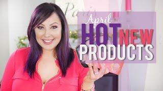 Hot New Products April | Makeup Geek