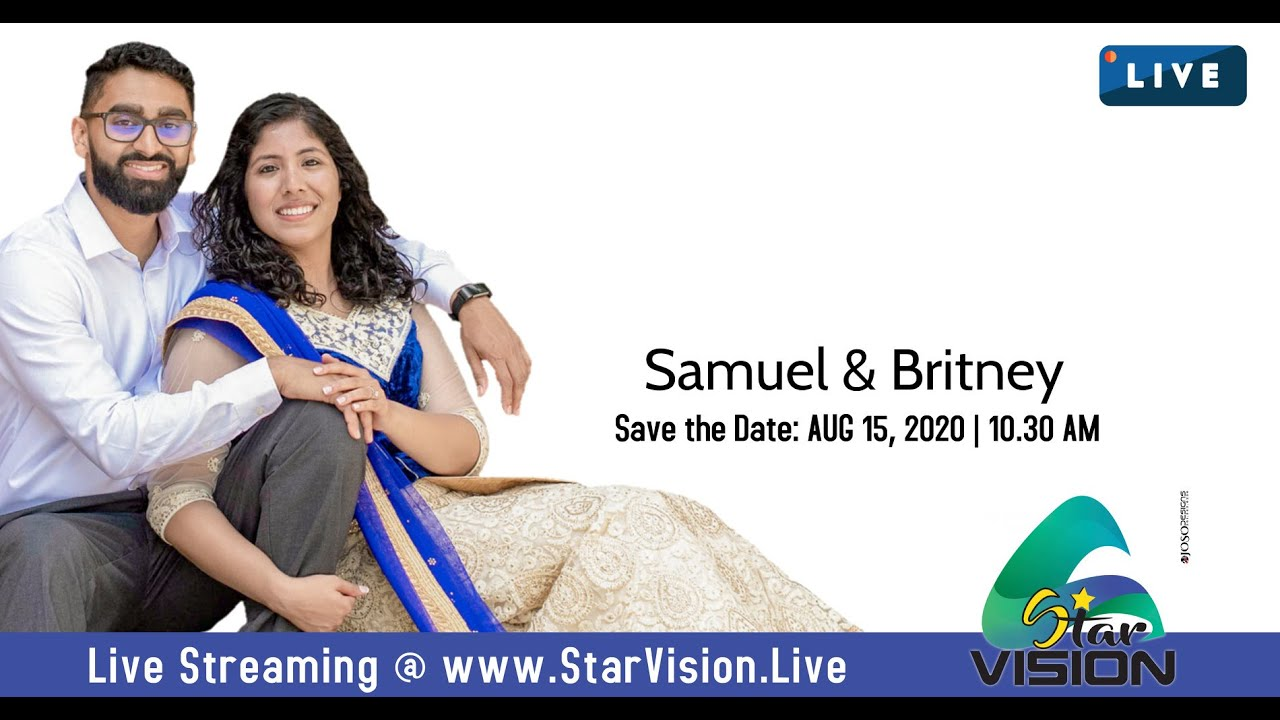Wedding Ceremony - Samuel & Britney | Fort Lauderdale | Star Vision FL.