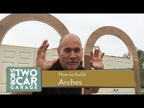 How To Build Arches