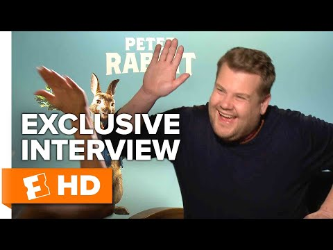 Lip Reading Game - Peter Rabbit (2018) Interview | All Access