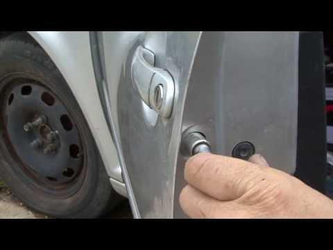 How to change your door lock in the Jetta