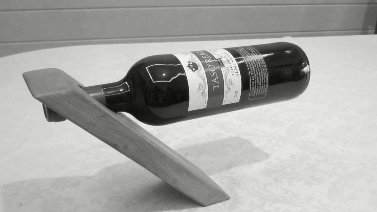 Подставка для бутылки вина своими руками фото 113
