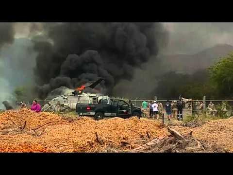 1 Marine Killed, 21 Injured After Military Aircraft Has 'Hard Landing' In Hawaii