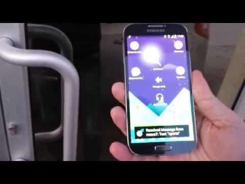 Aprire una porta da Smartphone - Video Guida