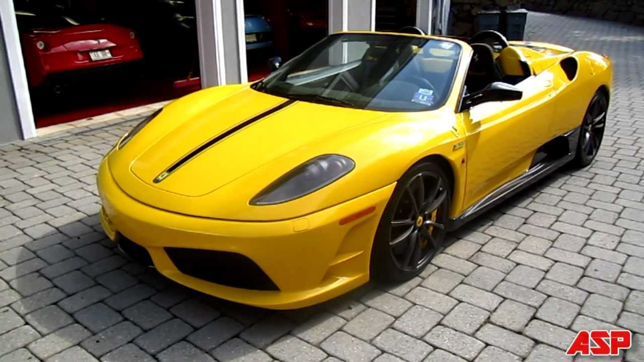 2009 Ferrari 430 Scuderia Spider 16m With Rich Asp Youtube