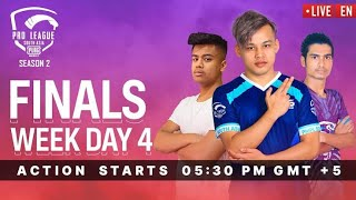 PMPL South Asia Final Match Highlights | DRS vs ZEUS ESPORTS | PMPL SA Day 4