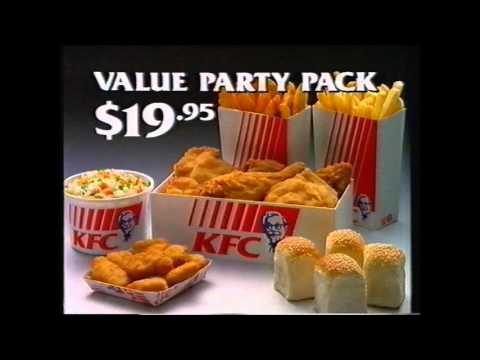 KFC Value Variety Pack (1994)