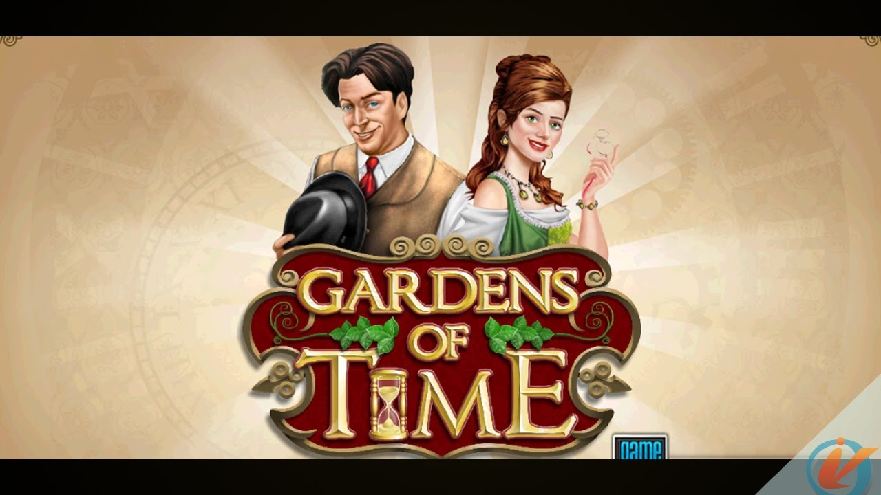 Charming Hidden Objects Gardens Of Time   IPhone Gameplay Video Design Ideas