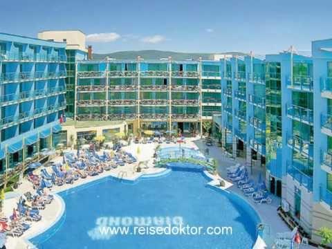 Hotel Diamant Bulgarien Sonnenstrand
