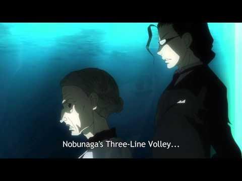 Nobunagun: Nobunaga 3-Way Volley [1080p]
