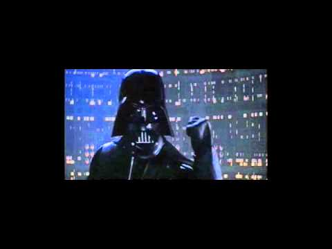 Darth Vader The Power Of The Dark Side Youtube