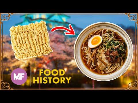Food History: Ramen