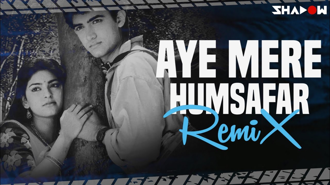 Aye Mere Humsafar | DJ Shadow Dubai Mashup | Bolly Rave | Desilicious 100 | Open Your Mind