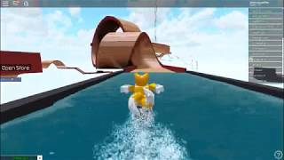 speedrun tails roblox (traps and not deaths)