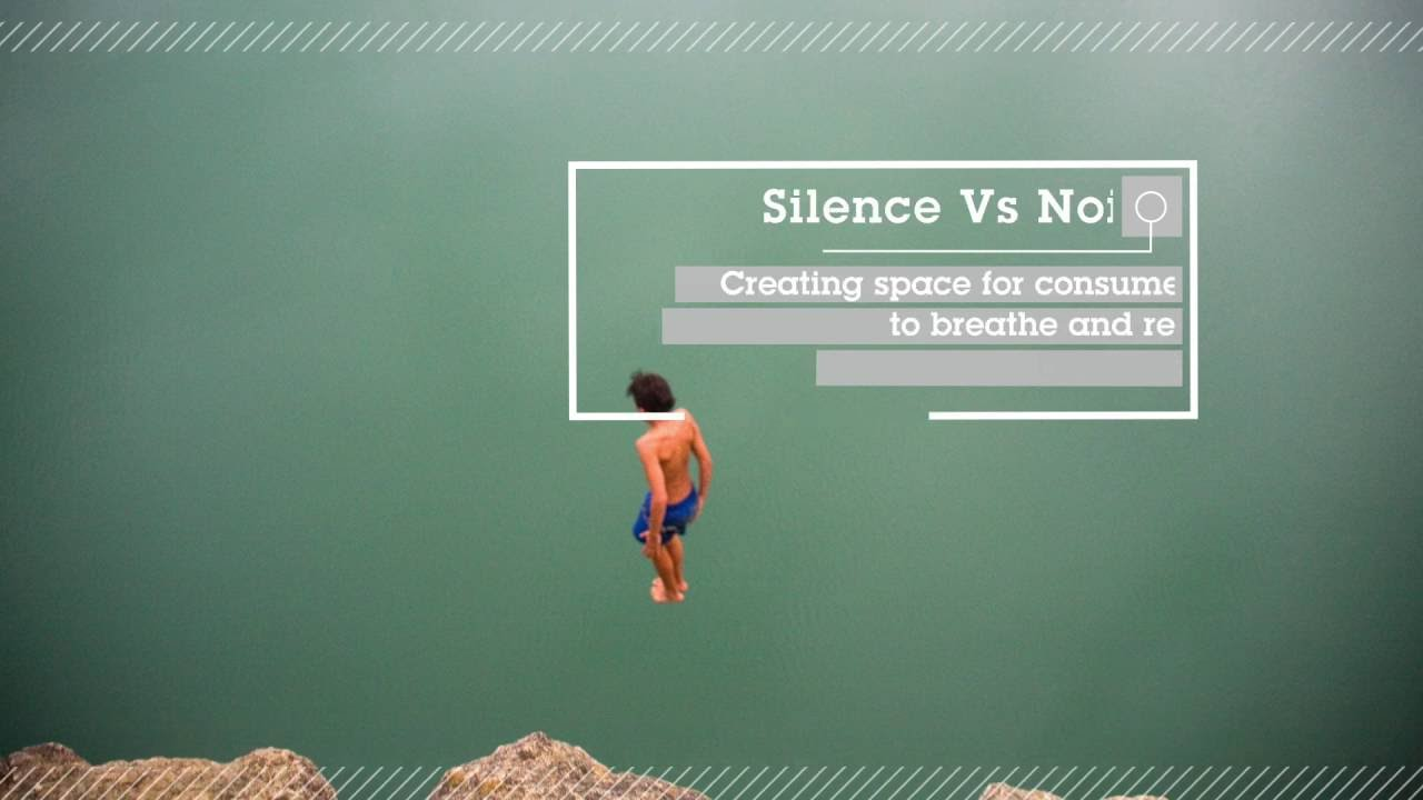 Visual Trends Silence Vs Noise Getty Images Youtube