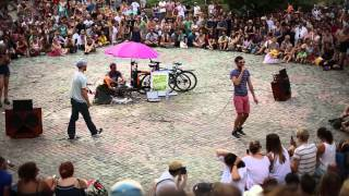 Berlin Mauerpark Karaoke 3.8.2014 Highlights