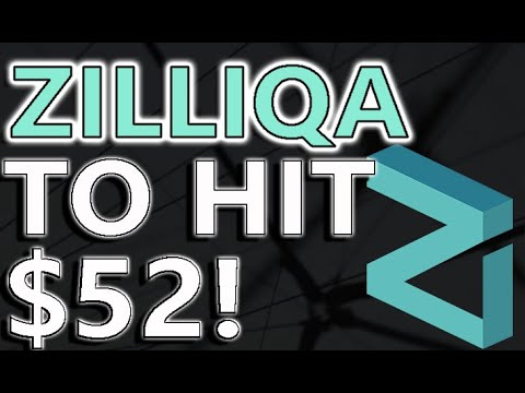 Download Zilliqa To Hit A $52 PRICE!  Here's Why | ZILLIQA Millionaires Will Happen | Do You Own Zilliqa ?
