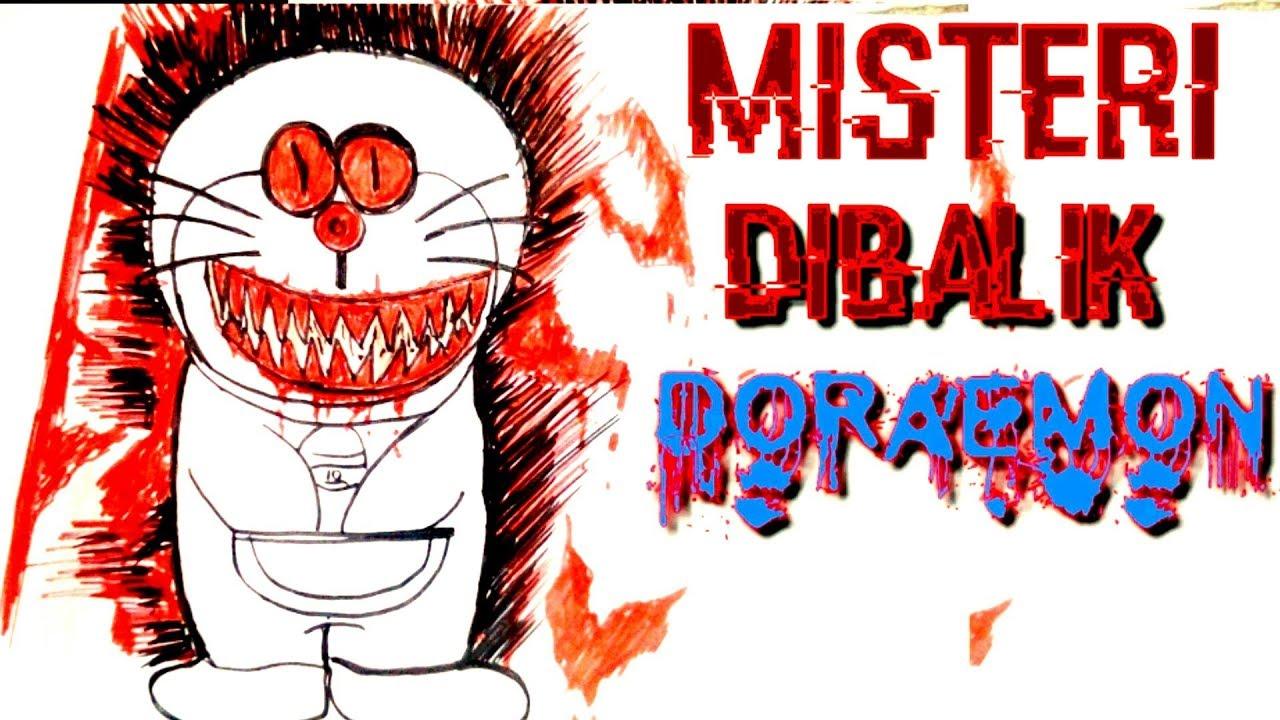 Misteri Dibalik Kartun Doraemon Cerita Bergambar