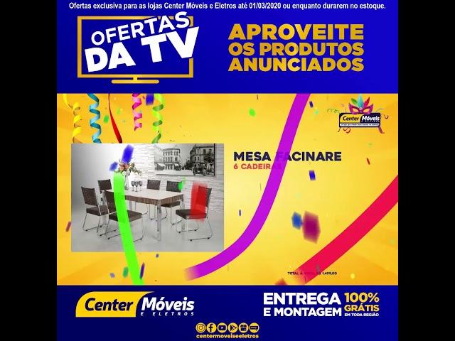 Center Móveis e Eletros #divulgaçãoJoãoDourado