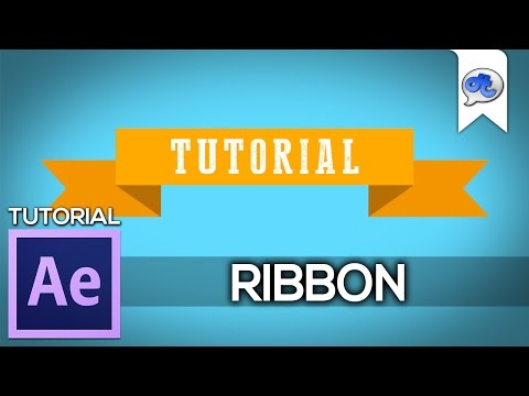 Adobe After Effects | TUTORIAL #16 : RIBBON (Bahasa Indonesia)