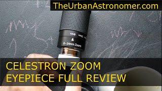 Celestron Zoom Eyepiece 1.25 i…