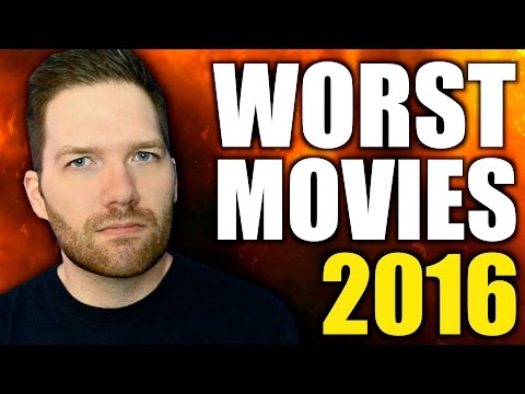 The Worst Movies of 2016