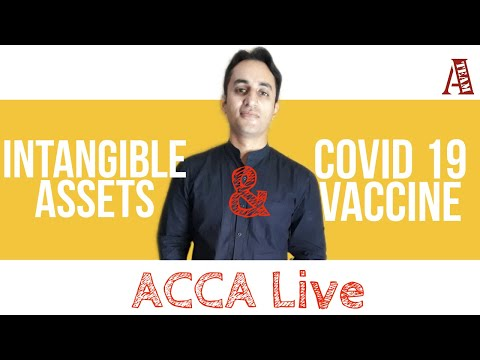 Intangible Assets IAS 38 | ACCA F3 |Hindi | Financial Accounting | #ACCAlive | (2020)