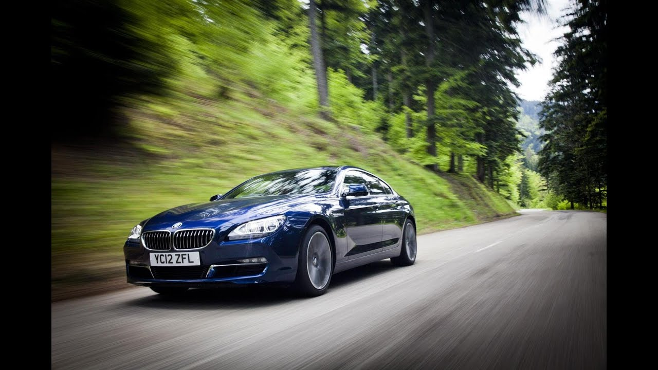 Bmw 6 Series Gran Coupe Review Mat Watson Youtube
