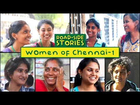 Women of Chennai - Road Side Stories | Put...