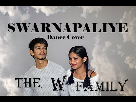 Swarnapaliye - Sajitha Anthony ft Sanuka │Dance Cover │The W Family