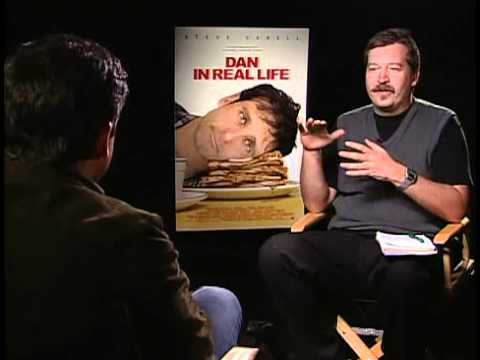 Dan in Real Life - Interviews with Steve Carell, Juliette Binoche and Peter Hedges