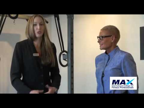 MAX Graduate Melissa quits her slave job to own her AT Home Benefit You Personal Training Studio