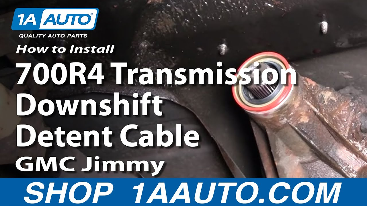 How To Install Replace Transmission Transfer Case
