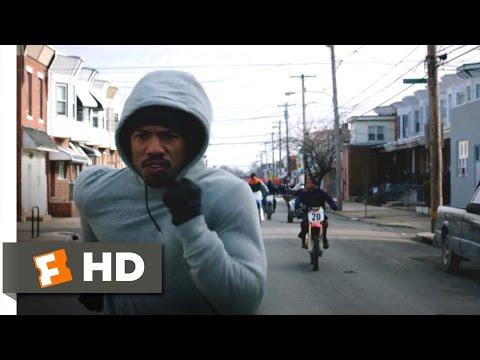 Creed Run to Rocky Scene (7/11) | Movieclips