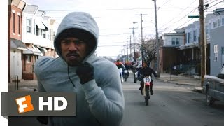 Creed - Run to Rocky Scene (7/11) | Movieclips