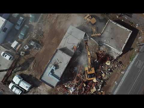 CGI - 4th St. T-Mobile Demolition