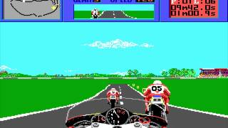 Distinctive Software - The Cycles: International Grand Prix Racing - 1989