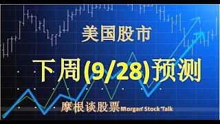 【20090】美元指数上涨、欧洲疫情严重、联储QE放慢等,美股还要大跌?