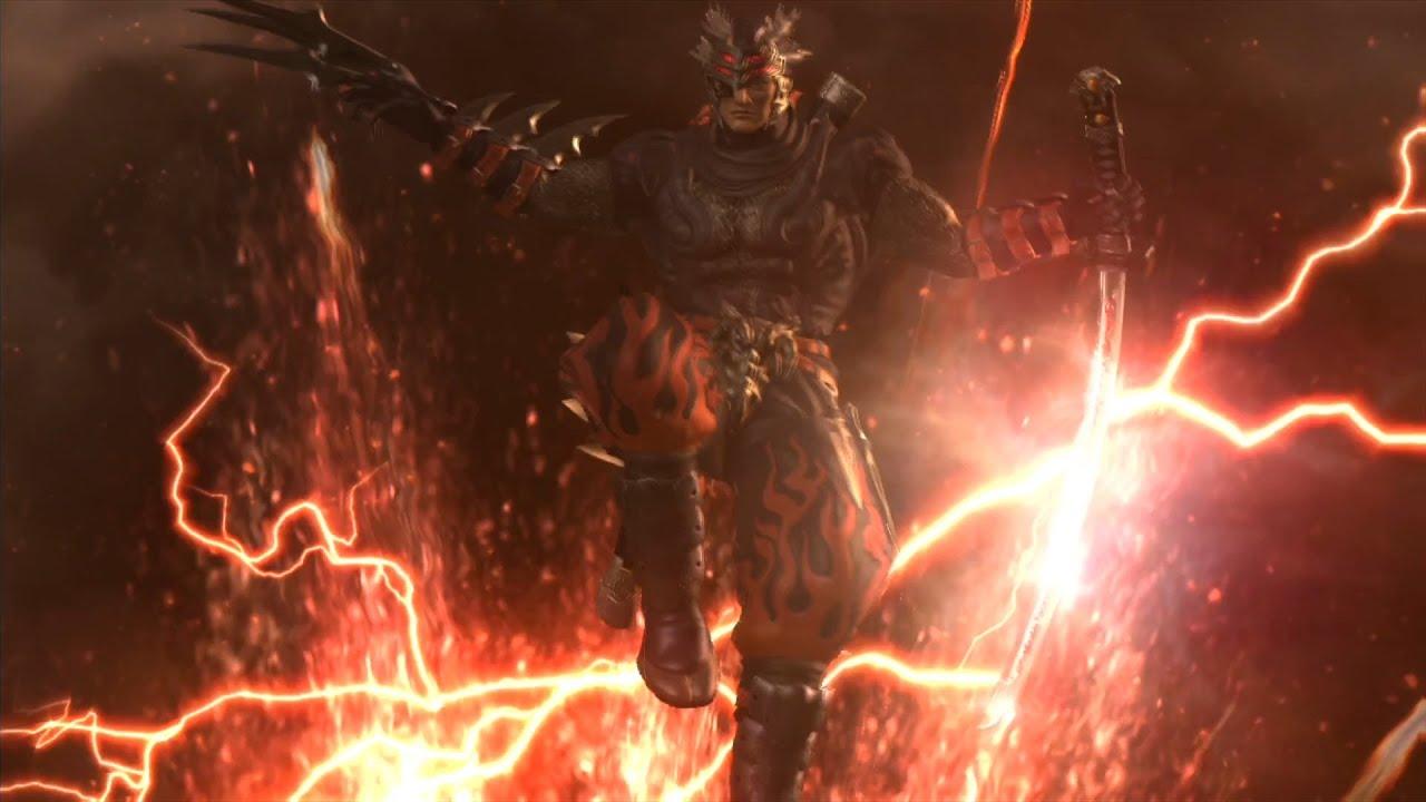 Ninja Gaiden 2 Master Ninja Chapter 11 Boss Genshin No Hurt Ds Youtube