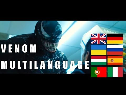Voices Venom - 8 Languages (MULTILANGUAGE VENOM)