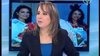 Mourad AIT AHMED a TV4 en compagnie de sa femme Feriel