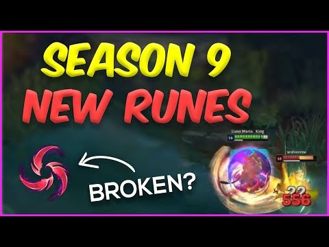 THESE ARE THE NEW RENGAR RUNES FOR S9? | ScrubNoob (ft. Alicopter)