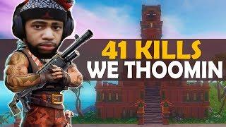 41 KILLS - WE THOOMIN!