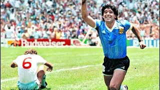 Remembering Diego Maradona| 20 moטes of prince of football.