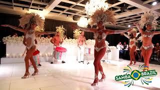 Brazilian BEST Samba WEDDINGS   Number #1 International   SAMBA BRAZIL ENTERTAINMENT