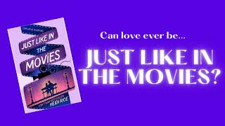 Just Like in the Movies, another book trailer!